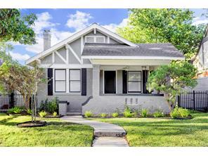 1706 California, Houston, TX, 77006