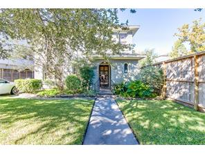 Houston Home at 2412 Woodhead Street Houston , TX , 77019-6740 For Sale