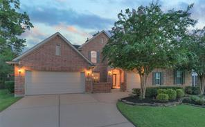 Houston Home at 70 Bardsbrook The Woodlands , TX , 77382-2858 For Sale