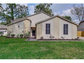 Houston Home at 306 Diamondhead Boulevard Crosby                           , TX                           , 77532-5569 For Sale