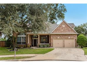Houston Home at 10806 Brendon Trails Court Spring , TX , 77379-3054 For Sale