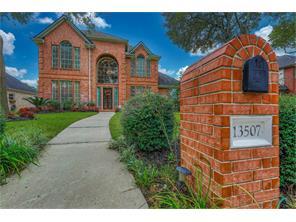 Houston Home at 13507 Tallow Glen Lane Cypress                           , TX                           , 77429-5142 For Sale