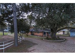 Houston Home at 26411 Dobbin Hufsmith Road Magnolia , TX , 77354-4037 For Sale
