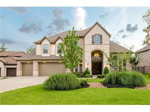 Houston Home at 11 Freestone Stream Place The Woodlands                           , TX                           , 77389-5131 For Sale