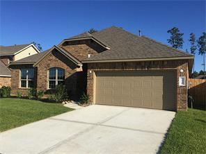 Houston Home at 14218 Rainier Peak Crossing Conroe , TX , 77384 For Sale