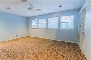 Want a Media Room? Fifth Bedroom? Guest Space? This Upstairs Area is Ideal for Any of Those!