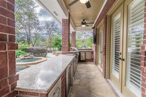 Outdoor Kitchen for Entertaining Your Friends and Family! This Home Offers the Perfect Outdoor Space!