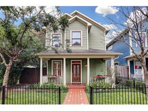 Houston Home at 925 25th Street Houston , TX , 77008-1825 For Sale