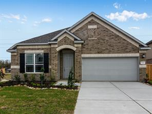 Houston Home at 5114 Blue Canoe Manvel , TX , 77578 For Sale