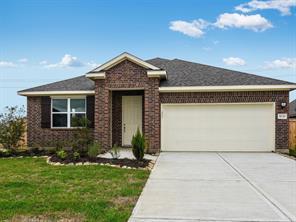 Houston Home at 5130 Blue Canoe Manvel , TX , 77578 For Sale