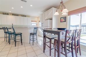The Kitchen and Living Area Offer an Open Floor Plan for the Perfect Flow.