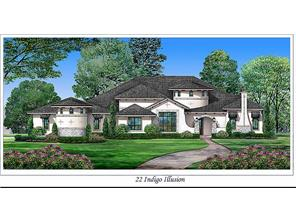 Houston Home at 22 Indigo Illusion Tomball , TX , 77377 For Sale