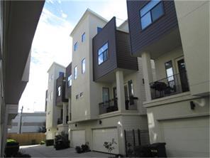 Houston Home at 4123 Dickson Street Houston , TX , 77007-7318 For Sale