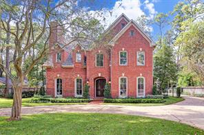 Houston Home at 305 Belin Manor Drive Bunker Hill Village                           , TX                           , 77024-6313 For Sale