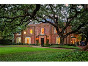 Houston Home at 3229 Groveland Lane Houston                           , TX                           , 77019-3219 For Sale