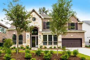 Houston Home at 14 Mayapple Blossom Place The Woodlands                           , TX                           , 77375 For Sale