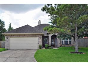 Houston Home at 21531 Rose Mill Drive Kingwood                           , TX                           , 77339-2389 For Sale