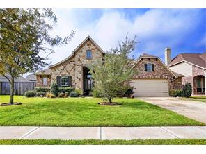 Houston Home at 8318 Autumn Stone Drive Richmond                           , TX                           , 77406 For Sale