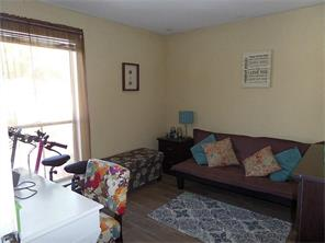 2nd bedroom bright with natural light.  Bathrooms are situated between the 2 bedrooms to ensure privacy.
