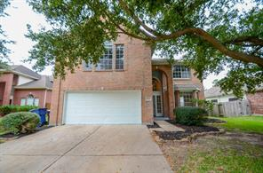 Houston Home at 3511 Bramblefern Place Katy , TX , 77449-8607 For Sale