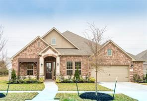 Houston Home at 4403 Cottonwood Creek Manvel , TX , 77578 For Sale