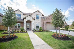 Houston Home at 1910 Saxon Bend Trail Richmond , TX , 77469 For Sale