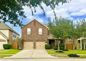 Houston Home at 17418 Sauki Lane Richmond                           , TX                           , 77407-2642 For Sale