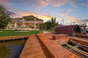 Another perfect spot for entertaining, grilling, relaxing and simply enjoying the leisure lifestyle of lake living!