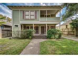 1522 Harvard, Houston, TX, 77008