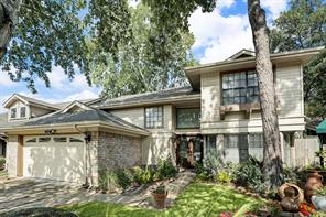 Houston Home at 12830 Chamberlain Drive Houston , TX , 77077-3729 For Sale