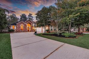 Houston Home at 127 Hawknest Court The Woodlands                           , TX                           , 77384-5037 For Sale