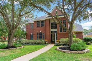 Houston Home at 138 Locksley Trace Court Houston                           , TX                           , 77094 For Sale
