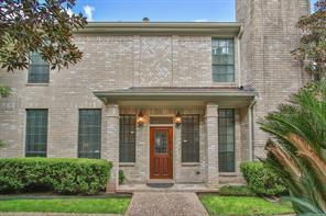Houston Home at 1811 Potomac Drive B Houston , TX , 77057-2968 For Sale