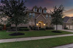 Houston Home at 18807 Bee Cave Springs Circle Cypress , TX , 77433-3108 For Sale