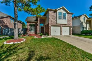 Houston Home at 6822 Silver Shores Lane Katy                           , TX                           , 77449-7628 For Sale
