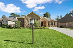 Houston Home at 215 Monterrey Road Montgomery , TX , 77356-8186 For Sale