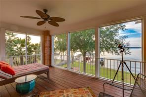Wow!  Imagine peaceful mornings, afternoons, or evenings on the screened in porch!
