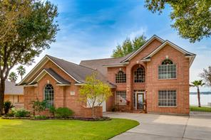 All brick two story home with extra driveway space for your RV.
