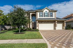 Houston Home at 17814 Folly Point Drive Cypress , TX , 77429-5619 For Sale