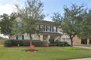 Houston Home at 23603 Lakewind Park Lane Richmond , TX , 77407-6443 For Sale