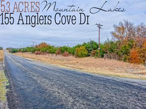 Houston Home at 155 Anglers Cove Drive Bluff Dale                           , TX                           , 76433 For Sale