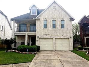Houston Home at 3614 Burning Palms Court Houston , TX , 77042-4231 For Sale