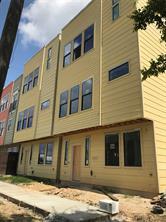 Houston Home at 3002 Dallas Street C Houston , TX , 77003 For Sale
