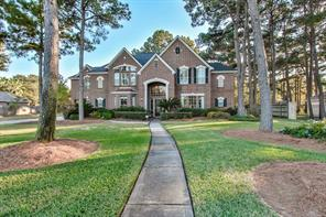 Houston Home at 17603 Pine Brook Trail Cypress , TX , 77429 For Sale
