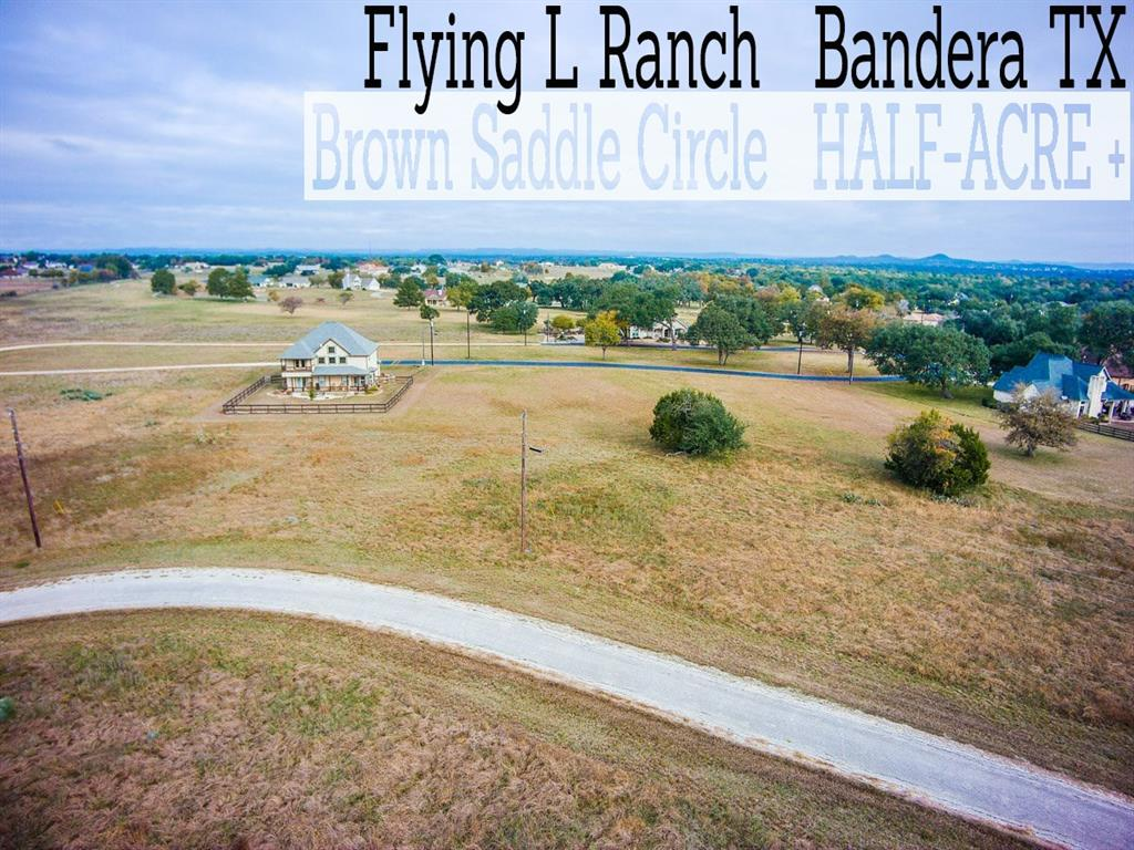 0.57-ac Brown Saddle Circle, Bandera, TX 78003