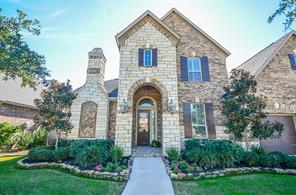 Houston Home at 27715 Limestone Pointe Court Fulshear                           , TX                           , 77441-1159 For Sale