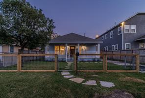 Houston Home at 706 Vincent Street Houston , TX , 77009-4642 For Sale