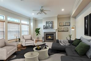 Houston Home at 4916 Jackson Street B Houston , TX , 77004-3069 For Sale
