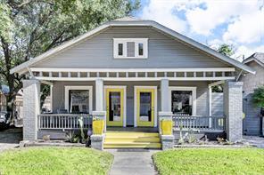 Houston Home at 1020 Studewood Street Houston , TX , 77008-7140 For Sale