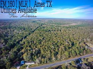 10-ac FM 160 and County Road 158, Ames, TX 77575